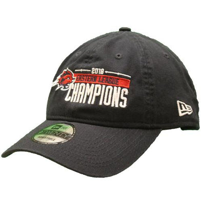 New Hampshire Fisher Cats Champs Hat 2018
