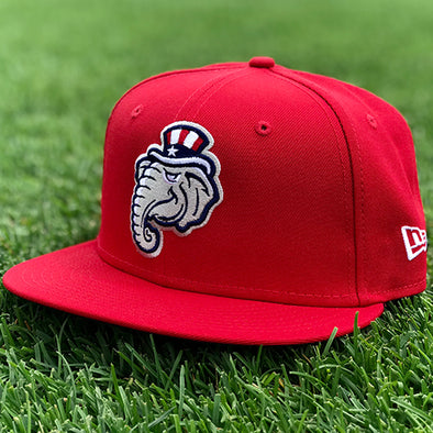 New Hampshire Fisher Cats Primaries Red