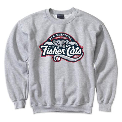 New Hampshire Fisher Cats Logo Crew