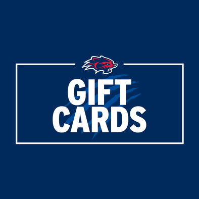 New Hampshire Fisher Cats Gift Card