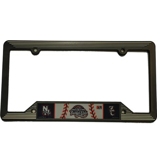New Hampshire Fisher Cats License Plate Holder
