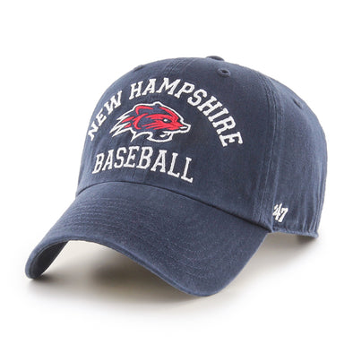 New Hampshire Fisher Cats Navy Archway Clean Up