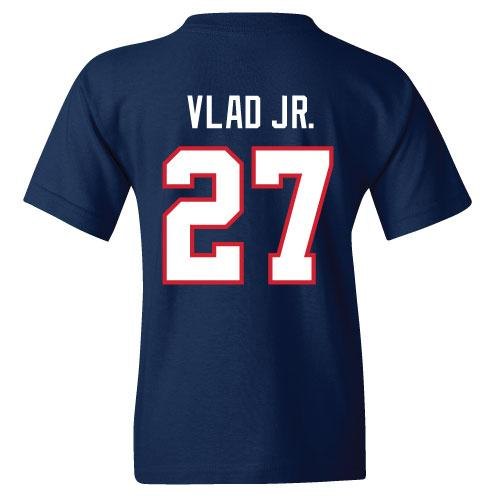New Hampshire Fisher Cats Youth Vlad Shirsey