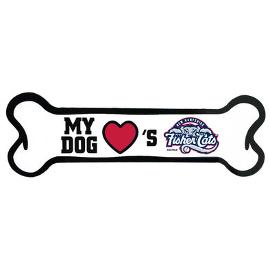 New Hampshire Fisher Cats Bone Magnet