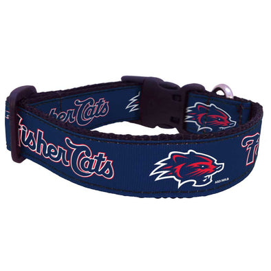 New Hampshire Fisher Cats Dog Collars