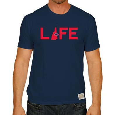 New Hampshire Fisher Cats NH Life Tee