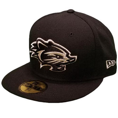 New Hampshire Fisher Cats Black Alt Cap