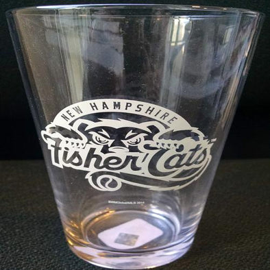 New Hampshire Fisher Cats Pint Glass