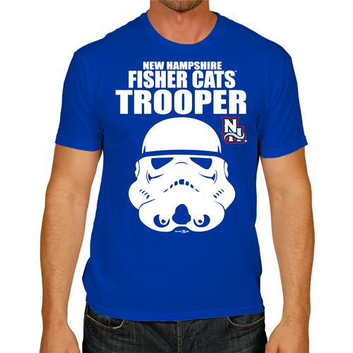 New Hampshire Fisher Cats Fisher Cats Trooper