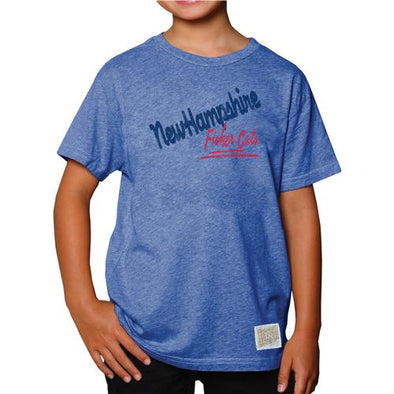 New Hampshire Fisher Cats Youth Victory Tee