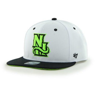 New Hampshire Fisher Cats Skyway Neon Snapback
