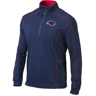 New Hampshire Fisher Cats Shotgun 1/4 Zip