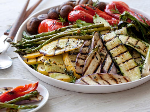 VEGETABLES- GRILLED