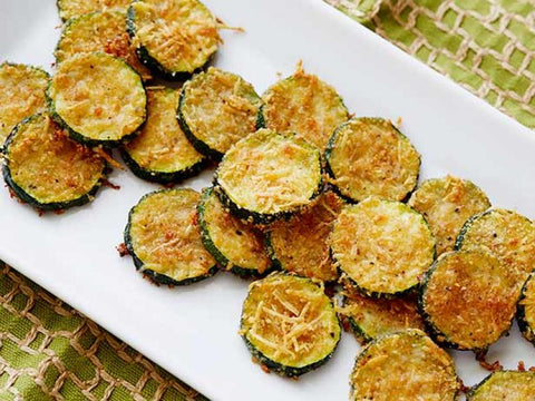 ZUCCHINI- BAKED PARM