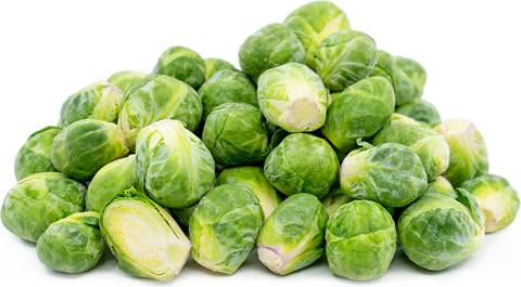 BRUSSEL SPROUTS- BABY ORG.
