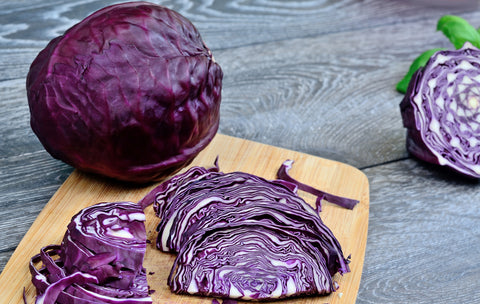 CABBAGE- RED