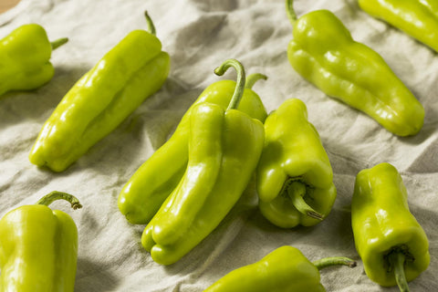 PEPPERS- CUBENELL