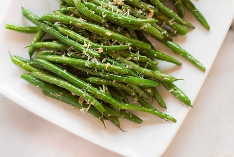 FRENCH BEANS- SAUTEED PERL ON