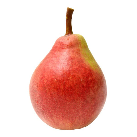 PEAR- RED BARTLETT