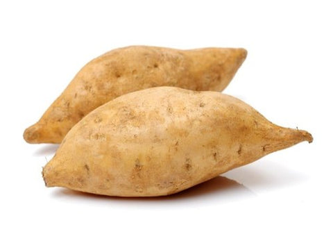 POTATO- WHITE SWEET