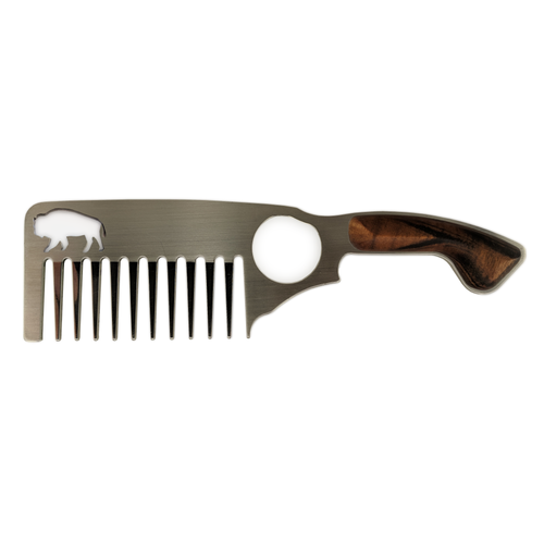 Bisson Afro Comb - BeeHairy