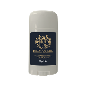 Hillman Reid All Natural Deodorant - BeeHairy