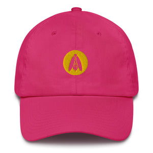 Embroidered Logo Cap - BeeHairy