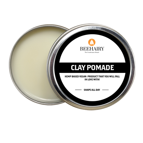 Clay Pomade - BeeHairy