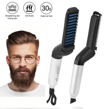 Load image into Gallery viewer, BeeHairy's Beard Straightening Comb