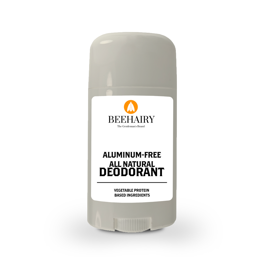 All Natural Vegetable Protein Deodorant - BeeHairy