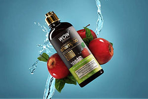 WOW Apple Cider Vinegar Shampoo & Hair Conditioner Set (All Hair Types)