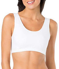 Load image into Gallery viewer, Fruit of the Loom Women's Built-Up Sports Bra (Pack of 3)