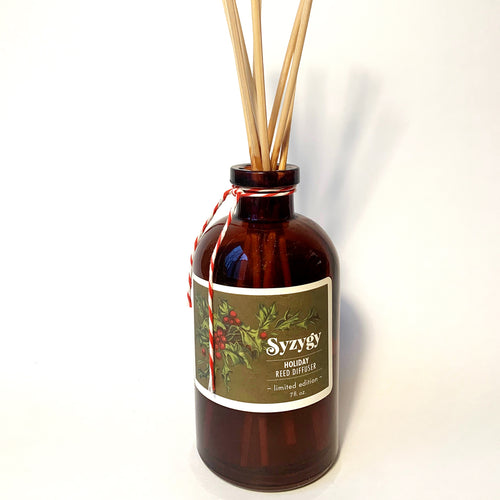 Holiday :: Reed Diffuser