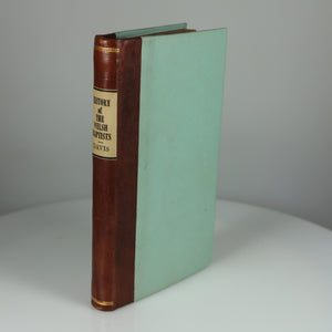 Davis, J[onathan]. History of the Welsh Baptists, from the year Sixty-Three to the year One Thousand Seven Hundred and Seventy. (First Edition, 1835)