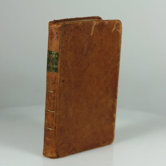 Horne, Melville. Letters of Missions - Early American Edition with contemporary description of Adoniram Judson's work in Burma