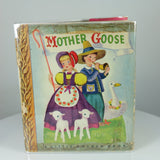 Fraser, Phyllis (Ed.); Elliott, Gertrude (Illustrator). Mother Goose (Little Golden Book #4, 4th Printing)