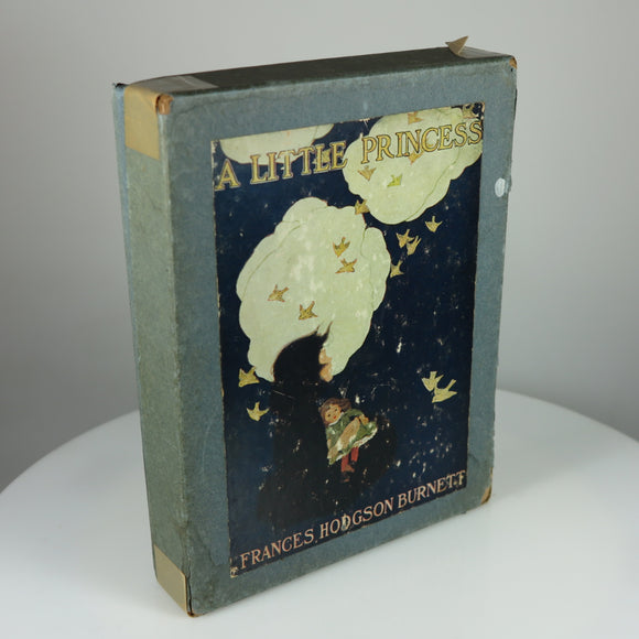 Burnett, Frances Hodgson.  A Little Princess (in original box). New York: 1933.