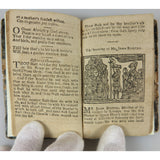 1810 New-England Primer with woodcuts