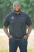 Men's UA Black Polo
