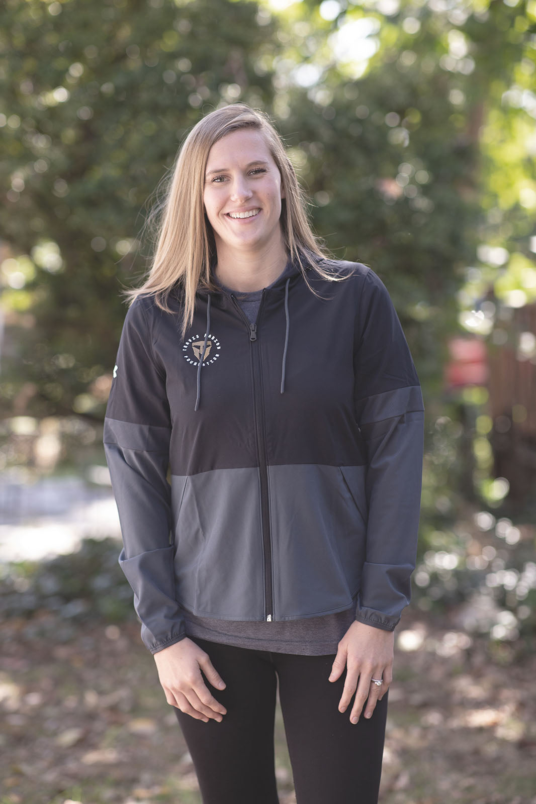 Ladies UA Squad Jacket