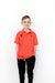 Boys UA Performance Polo - Red