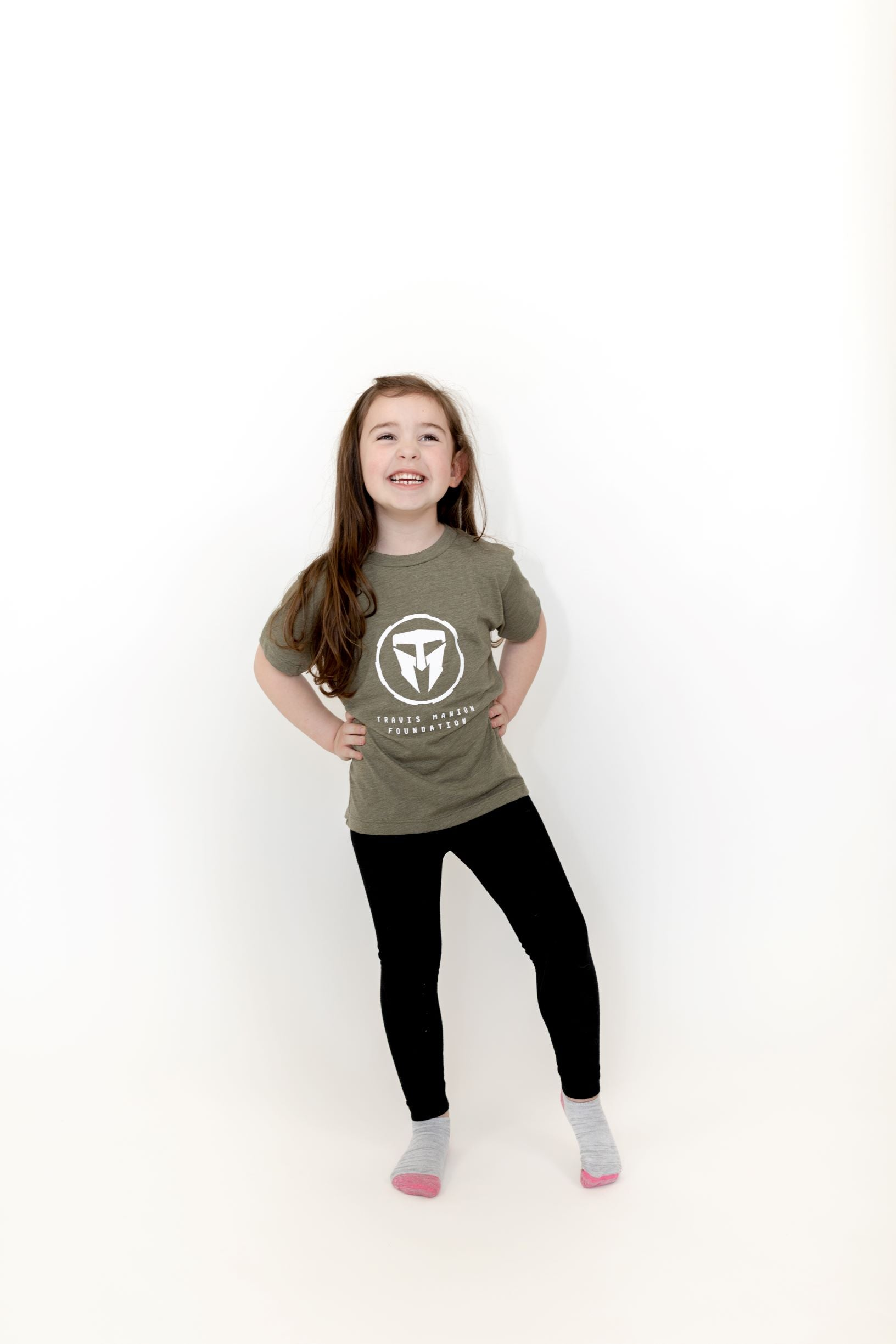 Toddler Triblend Tee - Olive