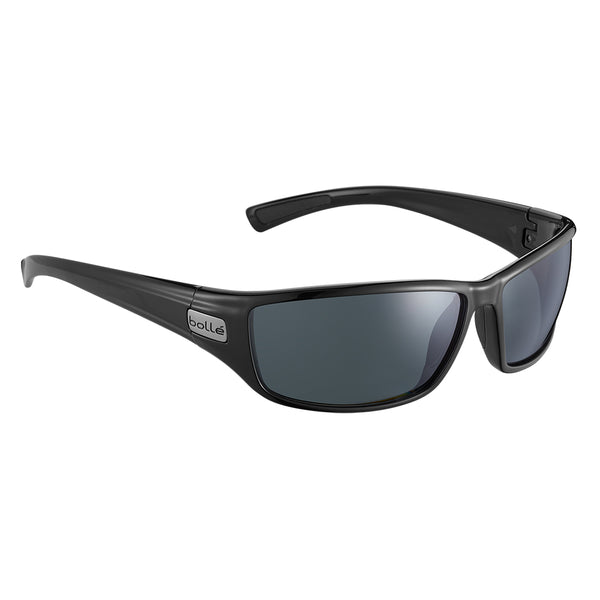 Bolle PYTHON Black Shiny - TNS Polarized