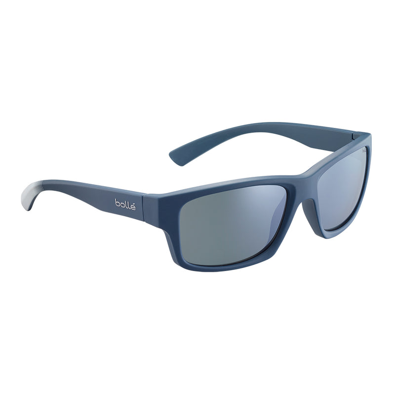 Bolle HOLMAN Navy Seaport Soft - TNS Gun Polarized