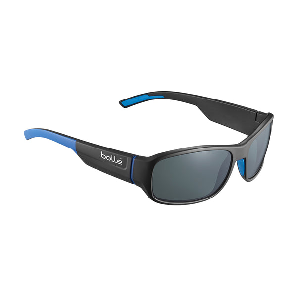 Bolle HERON Black Blue Matte - TNS Polarized