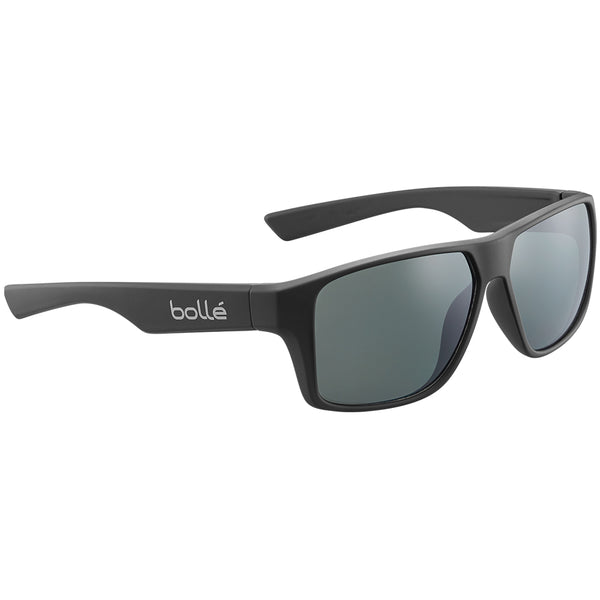 Bolle BRECKEN Black Matte - TNS Polarized