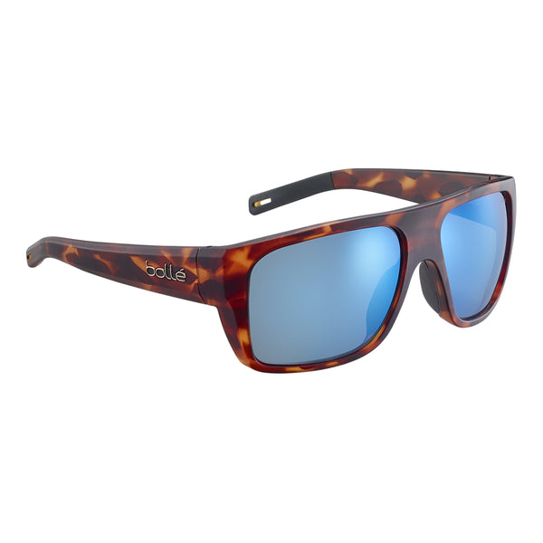 Bolle FALCO Tortoise Matte - Offshore Blue Polarised