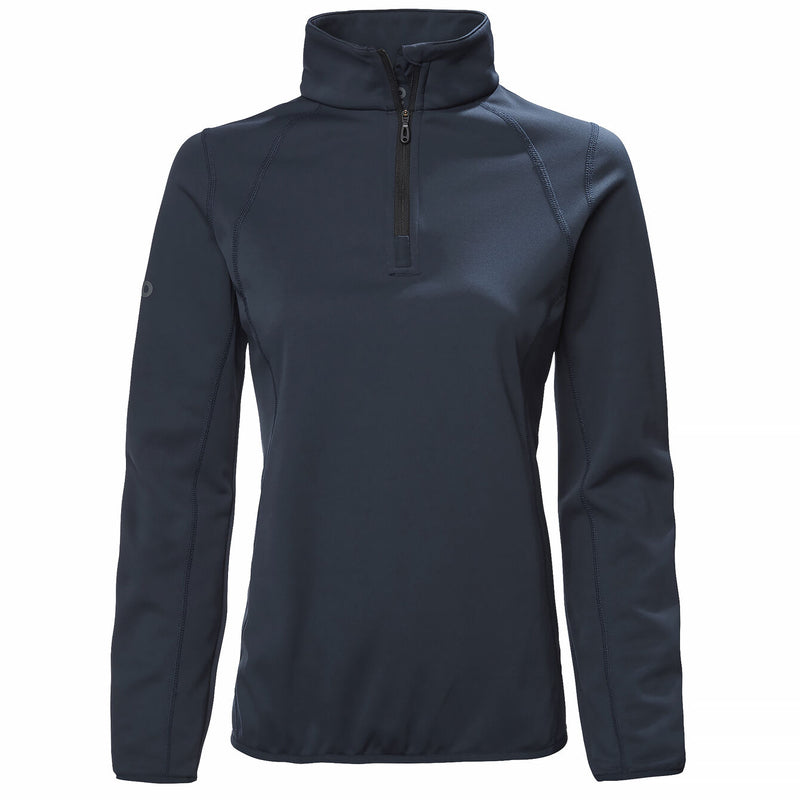 MUSTO SYNERGY 1/2 ZIP MICROFLEECE FOR WOMEN