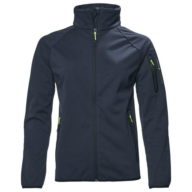 MUSTO CREW SOFTSHELL JACKET FOR WOMEN