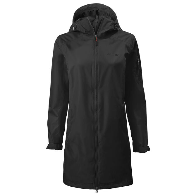 MUSTO SARDINIA LONG RAIN JACKET FOR WOMEN